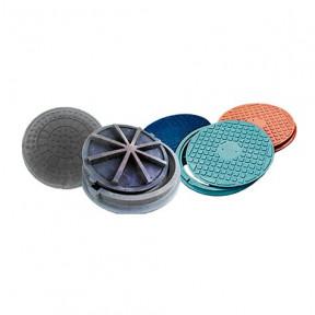 Смотровые люки из полимерно-песчаной композиции