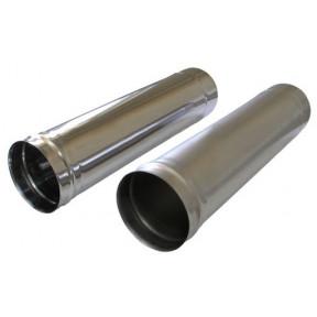 Трубы для вентиляции из оцинкованной стали